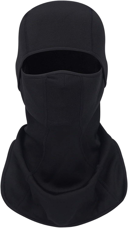 Winter Balaclava Full Face Mask Thermal Warmer Cycling Hood Liner Sports Ski Bike Riding Snowboard Shield Hat Cap