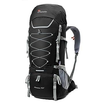 Amazon.com : Mountaintop 80L Internal Frame Backpack Hiking ...