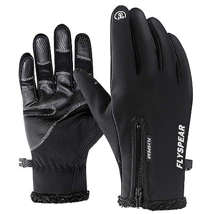 ✅Kids Waterproof Cold Winter Gloves Outdoor Sport Warmer Cycling Ski Mitten S-XL