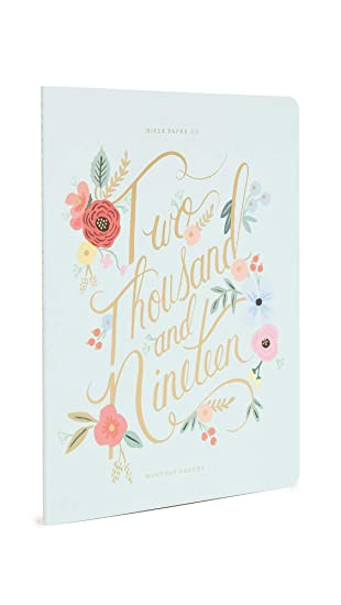 Amazon.com: Rifle Paper Co Womens 2019 Appointment Notebook ...