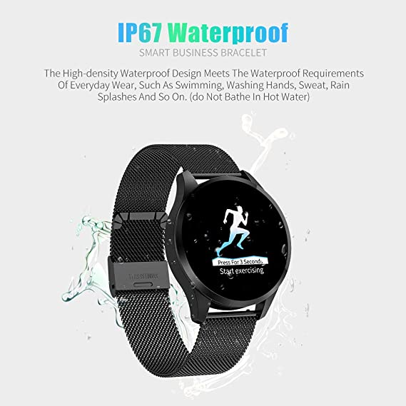 Relojes Inteligentes Q9 Smart Watch SMS Call Recordatorio ...
