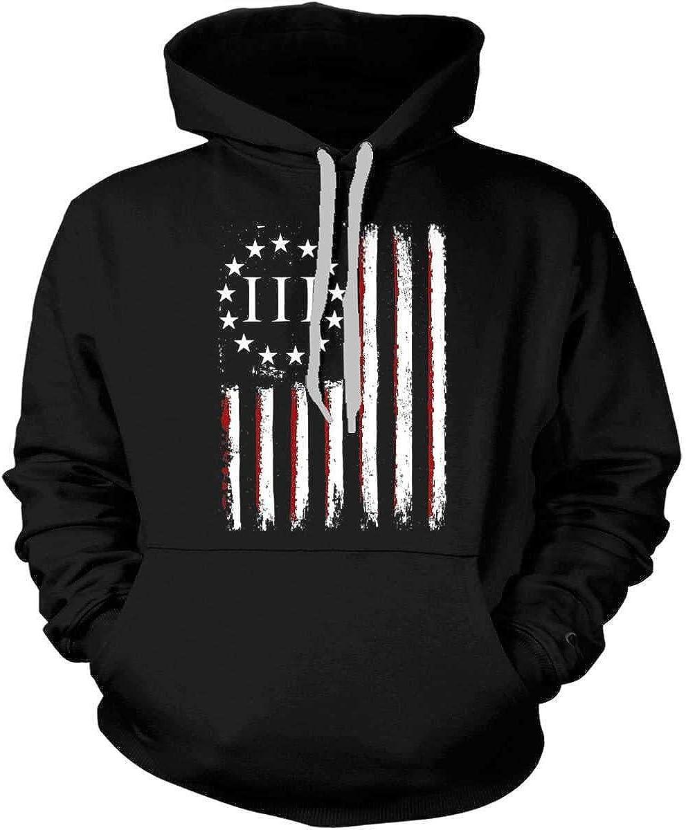 Sons Of Liberty Hoodie Three Percent Sweatshirt