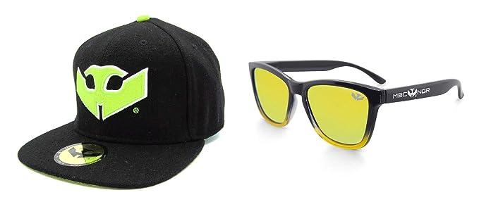 Pack Gafas de Sol Polarizadas + Gorra Plana Mosca Negra ...