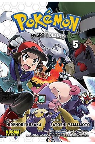 Pokémon 30. Negro Y Blanco 5.