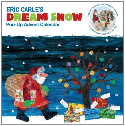 The World of Eric Carle Eric Carles Dream Snow Pop-Up Advent Calendar