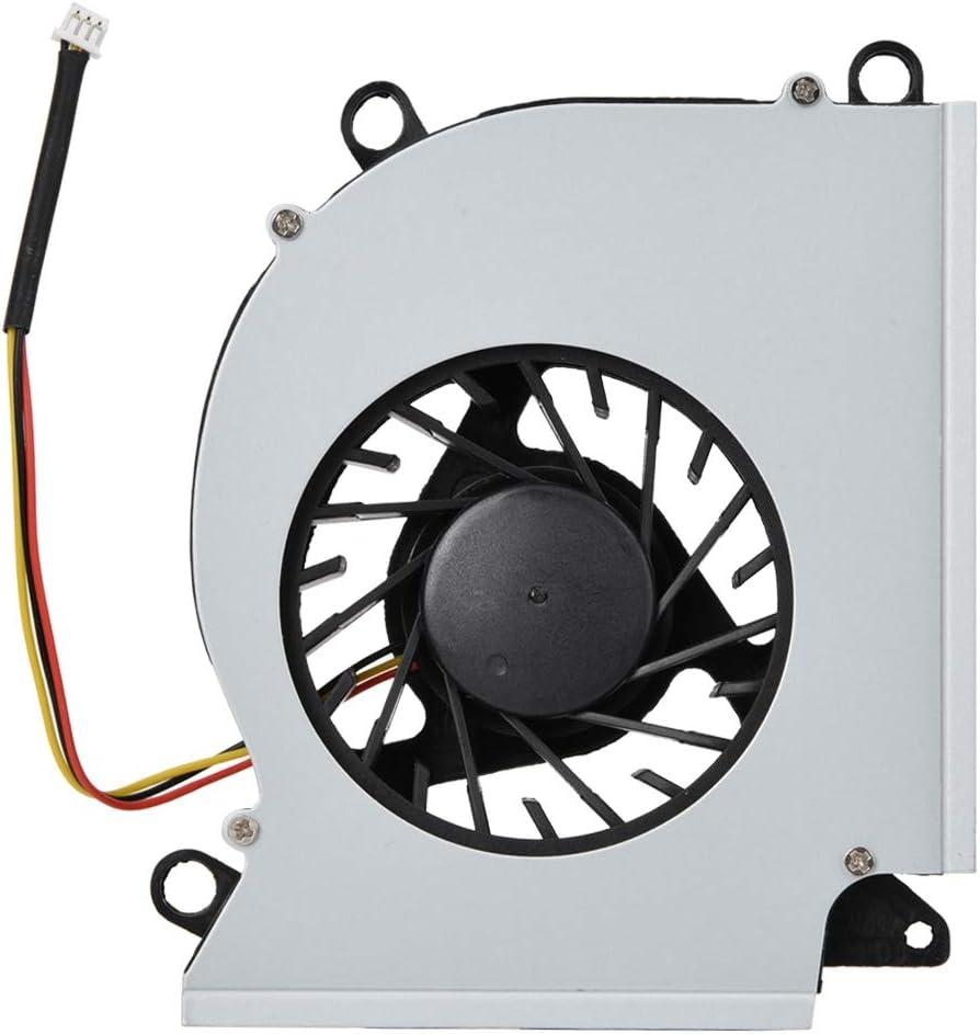 Quiet Fast Heat Dissipation Internal Cup Fan Cooler for MSI GT60 GT70 Bewinner Cooling Fan Computer Case Fans Heatsinks