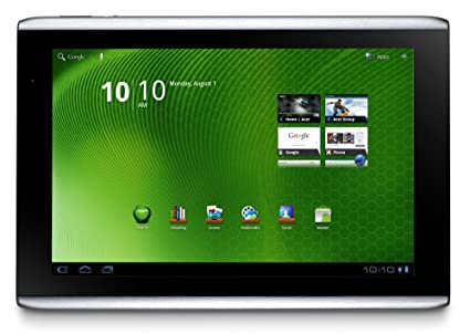 amazon com acer iconia tab a500 10s16u 10 1 inch tablet computer rh amazon com acer iconia tab 10 manual pdf acer iconia tab review
