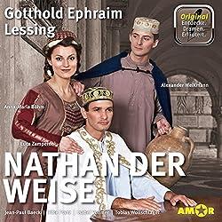 Nathan der Weise: Die wichtigsten Szenen im Original (Entdecke. Dramen. Erläutert.)