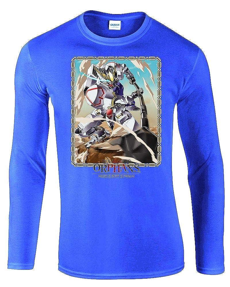 Mobile Suit Gundam Iron Blooded Orphans Anime Unisex Long Sleeve-Shirt