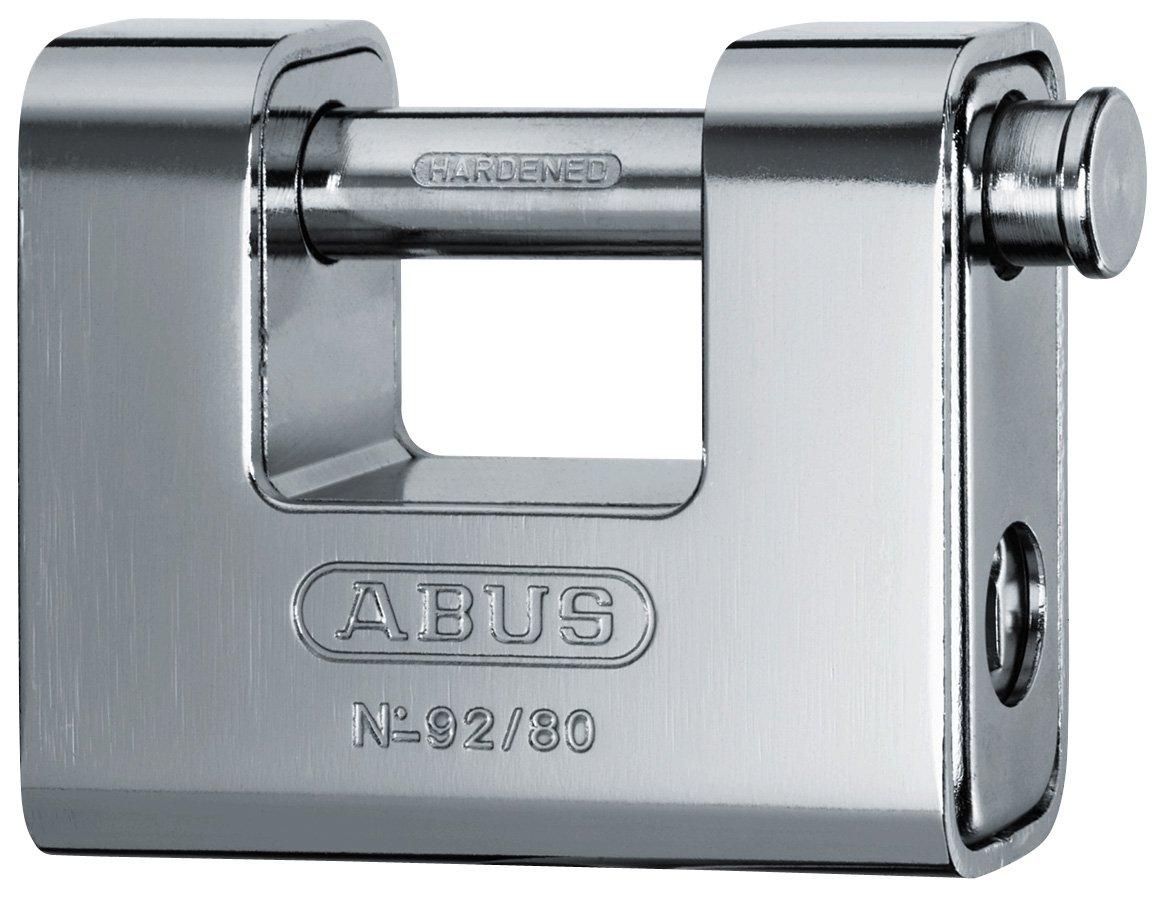 ABUS KG 20072 Padlock, Gray, 80 mm