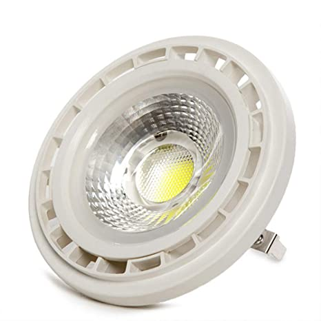 Greenice | Bombilla de LEDs AR111 G53 COB 9W 810Lm 30.000H | Blanco Frío