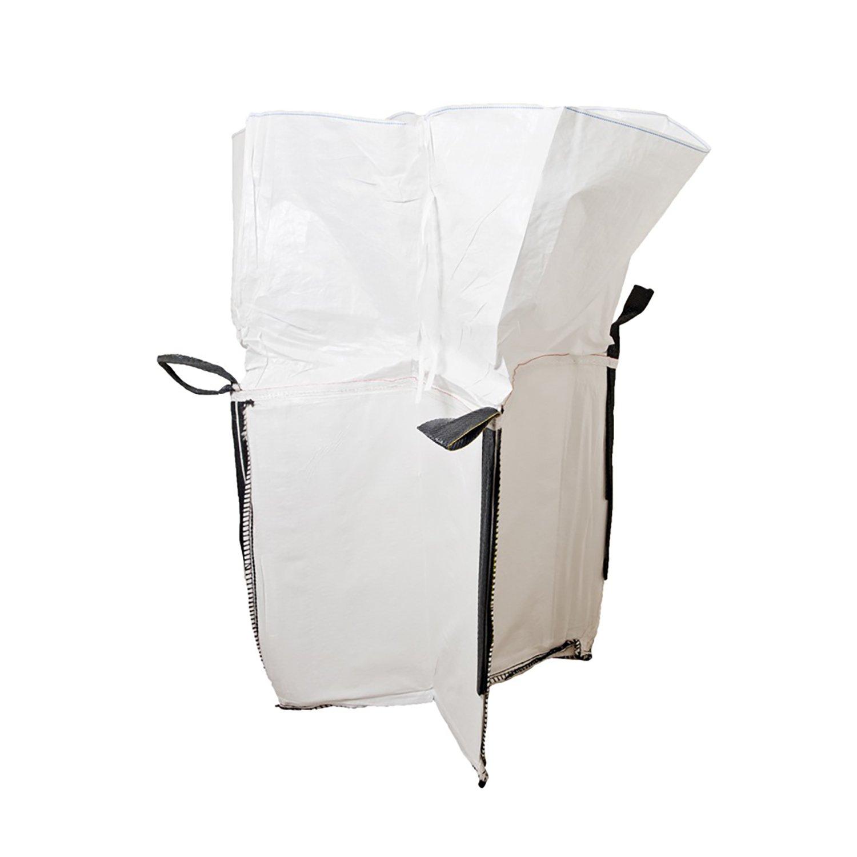 "7Penn | Garden Bag, Leaf Bag – Reusable Yard Waste Bag, Garden Trash Container – Square 36"" Inch Outdoor Duffle Bag"