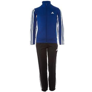 adidas Jungen Trainingsanzug Tiberio Knit Tracksuit CH