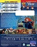 Brave (Three-Disc Collectors Edition: Blu-ray / DVD)