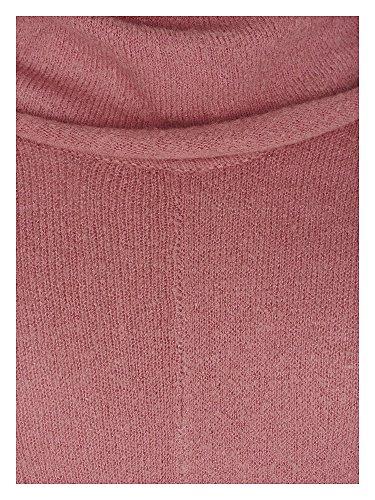 Zizzi Jersey tallas grandes Mujer rosa palo