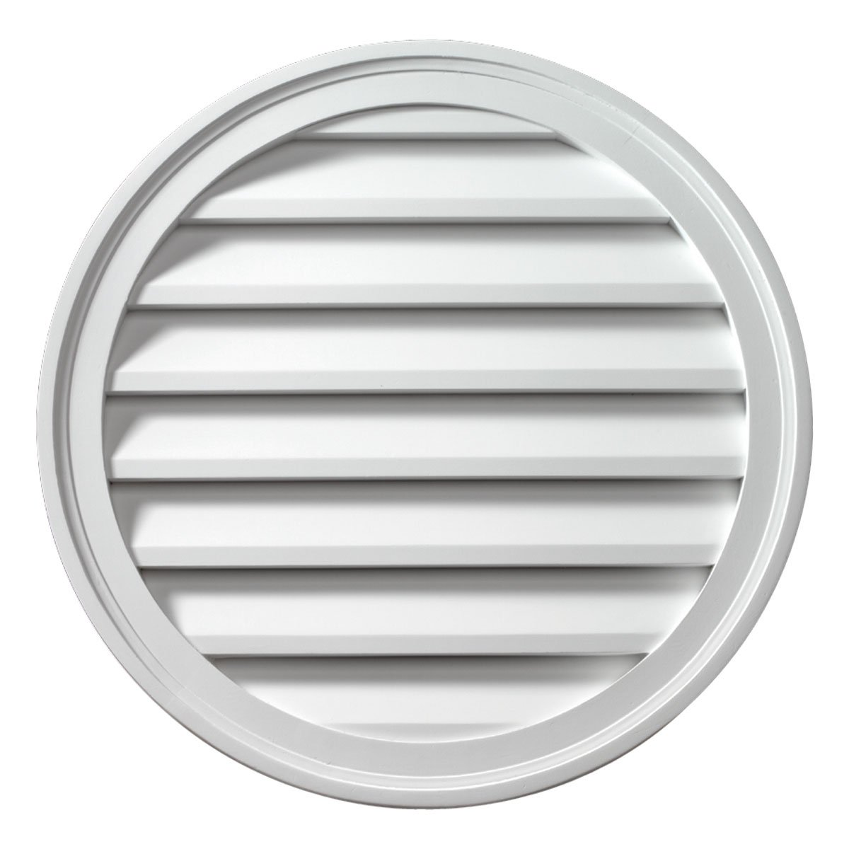 Fypon RLV22 22''W x 22''H Decorative Round Louver by Fypon