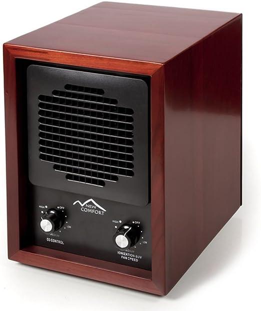 New Comfort Generador de ozono purificador de Aire removedor de ...