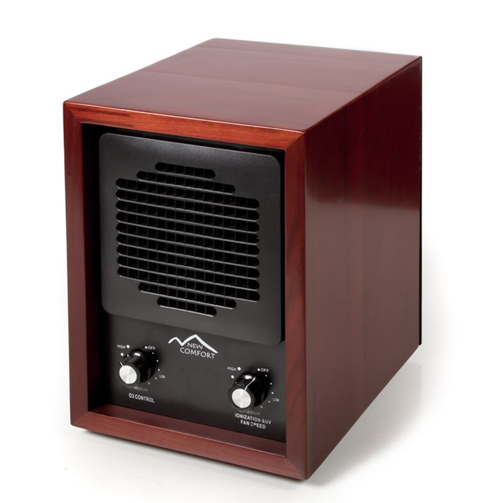 New Comfort Commercial Quality Ozone Generator and Ioniser for Air Purification