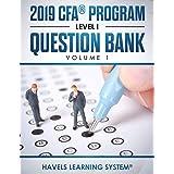 2019 CFA® Program Level 1 Question Bank: Volume 1 (2019 CFA Level 1 Question bank)
