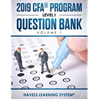 2019 Cfa(r) Program Level 1 Question Bank: Volume 1