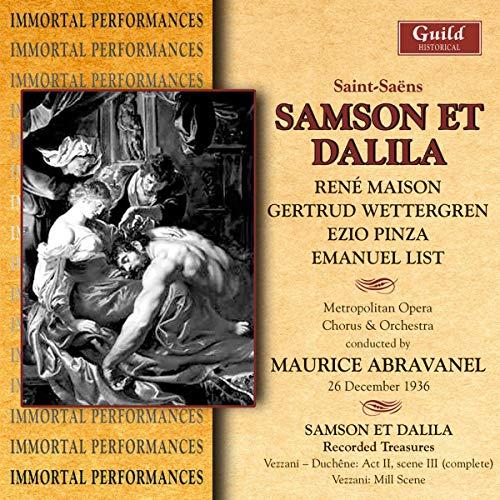 (Saint-Saens: Samson et Dalila (Complete) [United Kingdom])