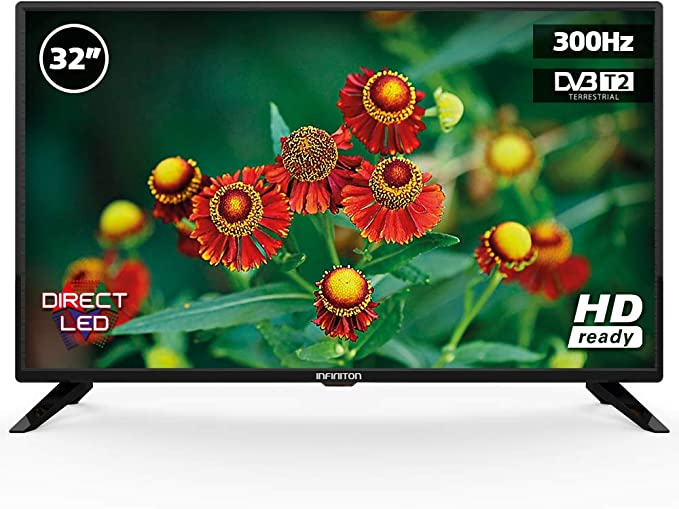 Televisión INFINITON, Full HD Ready, USB, TDT2 (32 Pulgadas ...