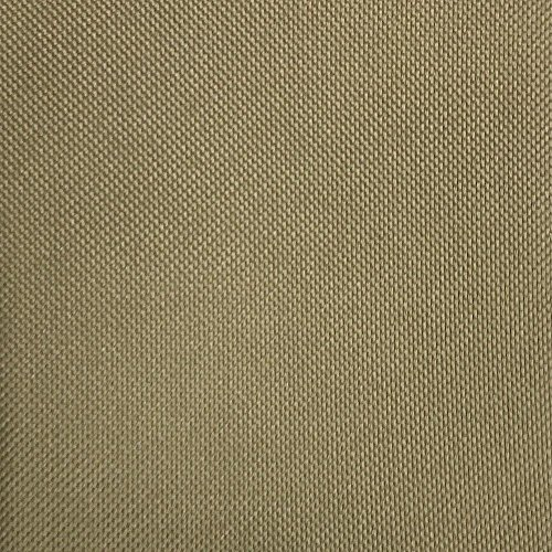 Ottertex Canvas Fabric Waterproof Outdoor 60'' wide 600 Denier 15 Colors sold by the yard (10 YARD, Khaki) by Ottertex (Image #1)