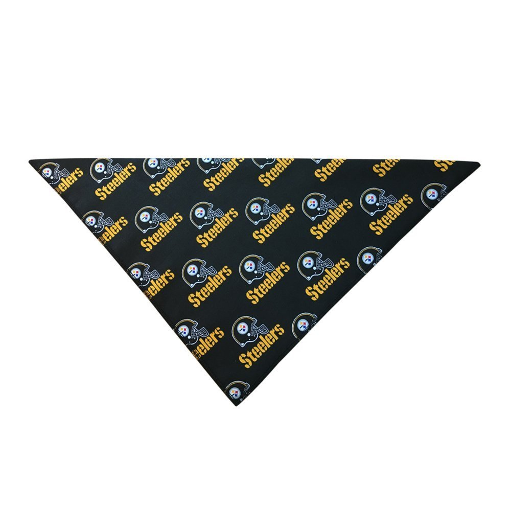 Pittsburgh Dog Bandana (Medium)