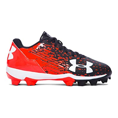 8762b800174f Image Unavailable. Image not available for. Color: Under Armour Kids Boy's  UA Leadoff Low RM Jr. Baseball (Toddler/Little Kid