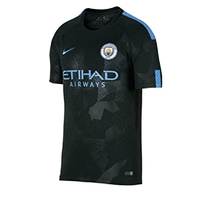 d65362bd72d Amazon.com   NIKE Manchester City FC FC Stadium Jersey  Outdoor ...