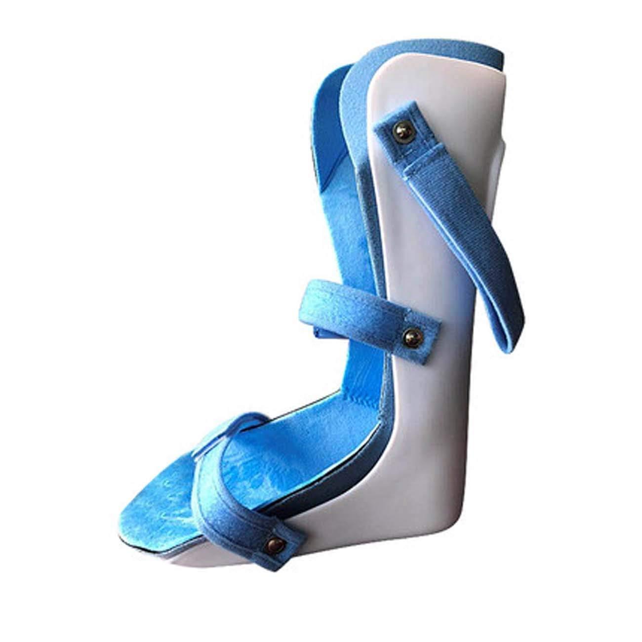 子供/ティーンエイジャー足の垂れ下がり足装具、足固定ブレース保護具内側と外側フリップ補正靴 (Color : Leftfoot, Size : M) Leftfoot Medium