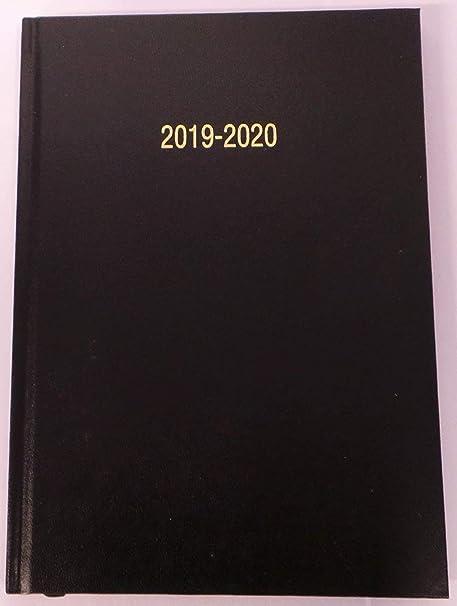 Simply Diaries 2019-2020 - Agenda y organizador, color negro ...