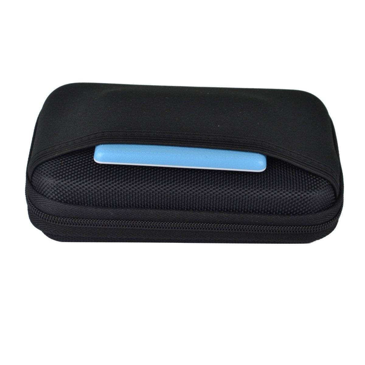 USB flash SD Card Negro Estarer Robusto Funda Bolso para disco duro externo