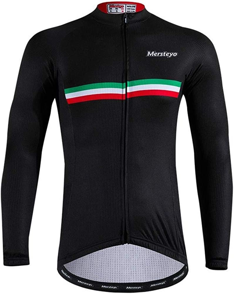 HENGMANHONG Summer Sports Fitness Long-Sleeved Shirt Riding Suit Quick-Drying Clothes