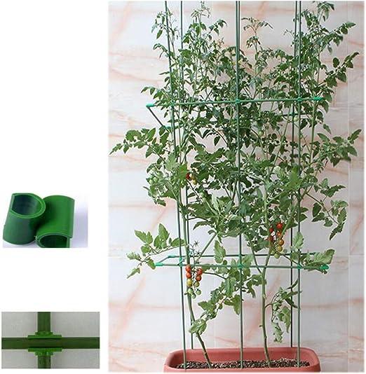 SOULOS Trellis - Soporte de plástico para Maceta de Plantas ...