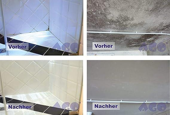 AGO Limpiador de moho + Anti-moho Set 3 pzas.: Amazon.es: Bricolaje y herramientas