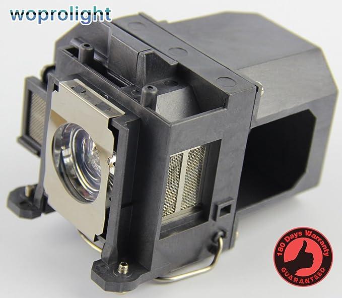 Woprolight ELP LP57 - Lámpara de repuesto con carcasa para ...