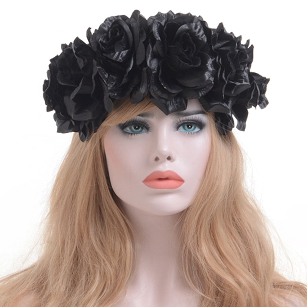 Amazon Toymytoy Flower Headband Floral Hairband For World Cup