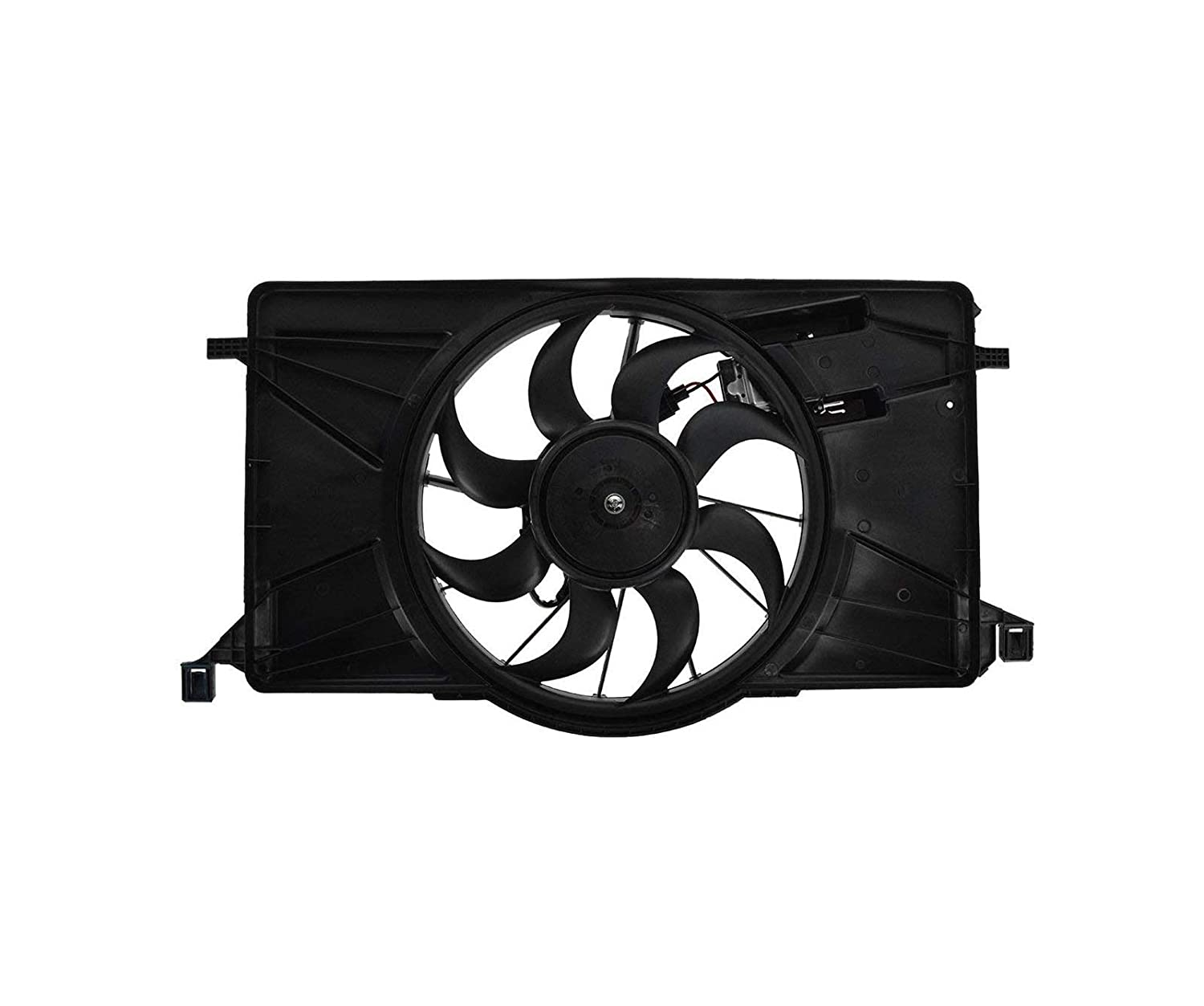 Amazon.com: Engine Cooling Fan Assembly - Cooling Direct For/Fit FO3115189 12-16 Ford Focus 2.0L w/o Turbo: Automotive