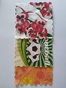 Two-Layer Napkin Size 14 cm X 14 cm 3 pcs. Style 12 …