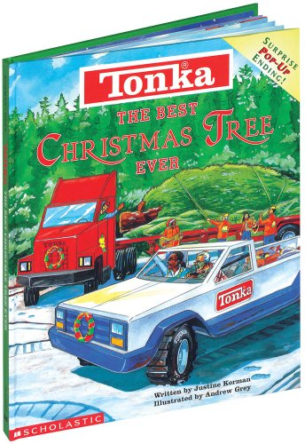 The Best Christmas Tree Ever (Tonka)