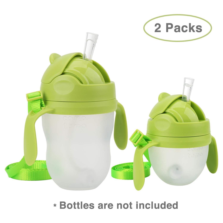 Feeding Bottle Cap for Comotomo Baby Bottle 5 Ounce and 8 Ounce 2 Count BPA FREE