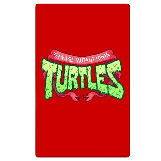 fengziya Teenage Mutant Ninja Turtles Logo baño/toalla de ...