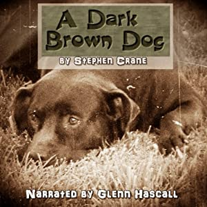 """outline for a dark brown dog by stephen crane A dark brown dog has 166 ratings and 36 reviews amber said:  """"a dark brown  dog"""" by stephen crane, is definitely not what i had expected  plot summary."""