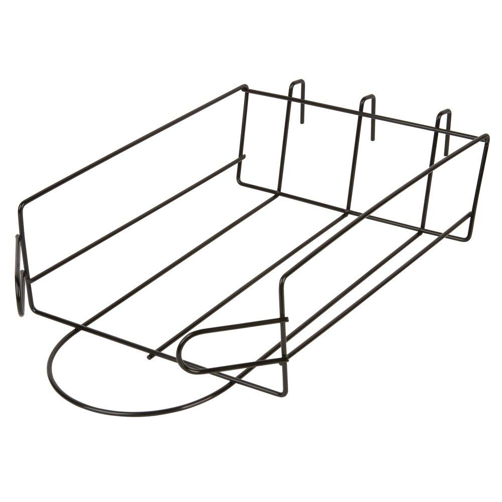 Econoco BLK/Cap Wire Cap Displayer, 1/8'', Black (Pack of 8)