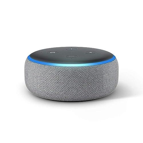 Echo Dot  第3世代 ヘザーグレー