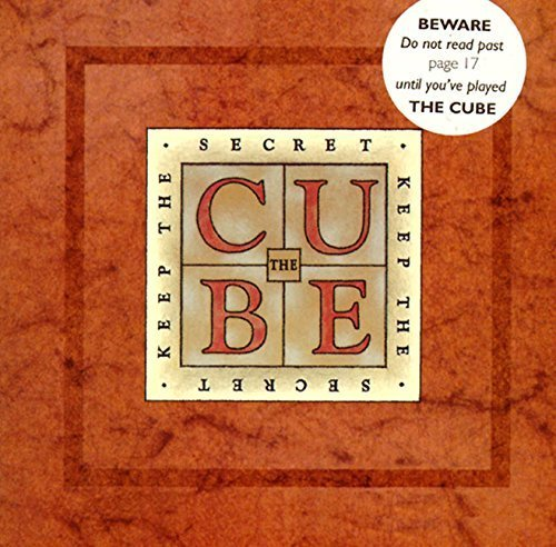 The Cube: Keep the Secret by Annie Gottlieb (1995-08-04)