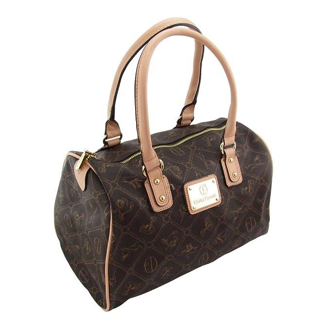 242806cf419 Giulia Pieralli - Bolso de mano para mujer  Amazon.es  Ropa y accesorios