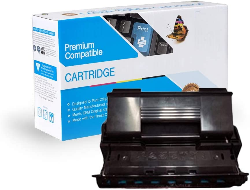 COS Imaging Compatible Ink Cartridge Replacement for Konica-Minolta A0FP013. Black