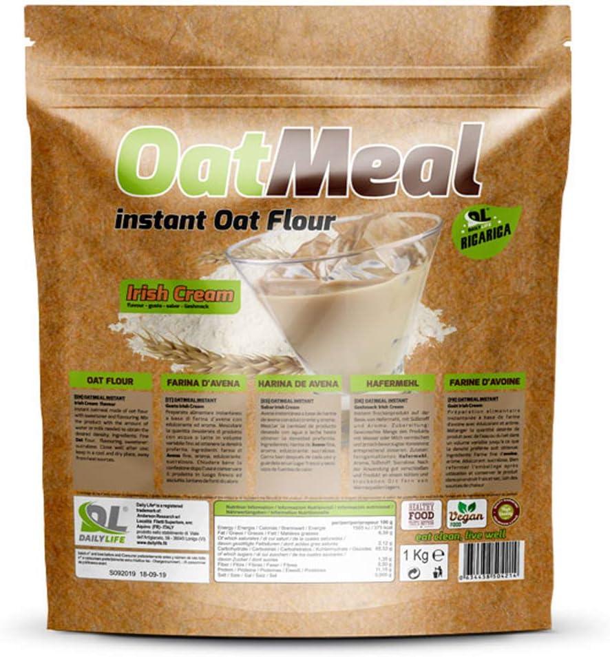Anderson Oatmeal Instant Irish Cream 1000G 1000 g: Amazon.es: Salud y cuidado personal
